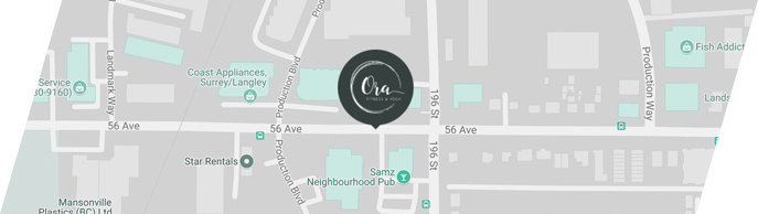 Ora fitness & yoga location