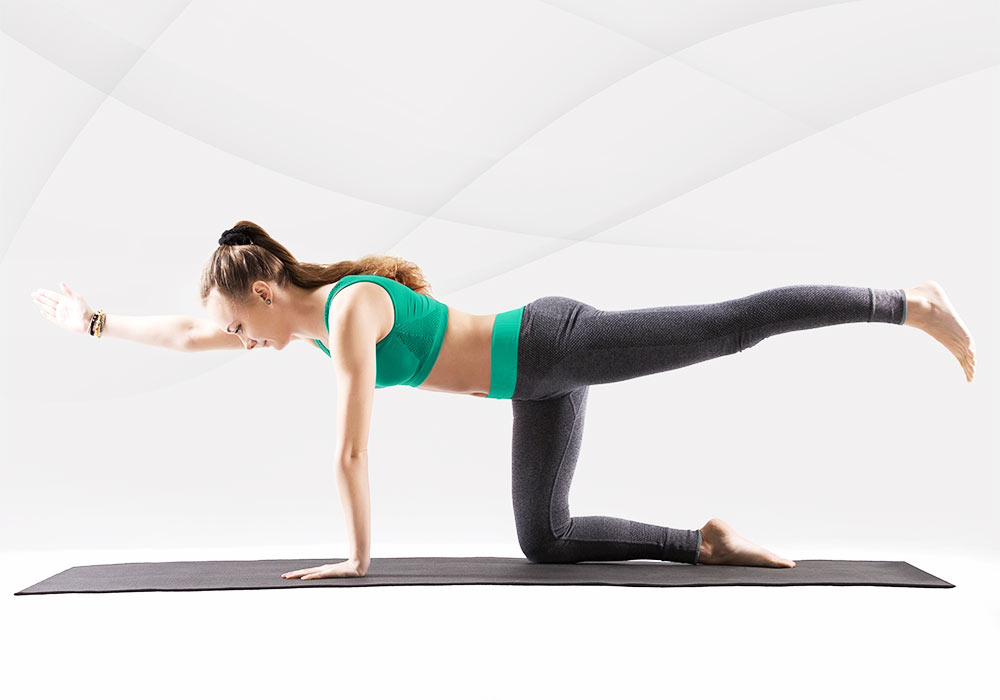 Bird Dog, You're Probably Doing It Wrong - Ora Fitness & Yoga